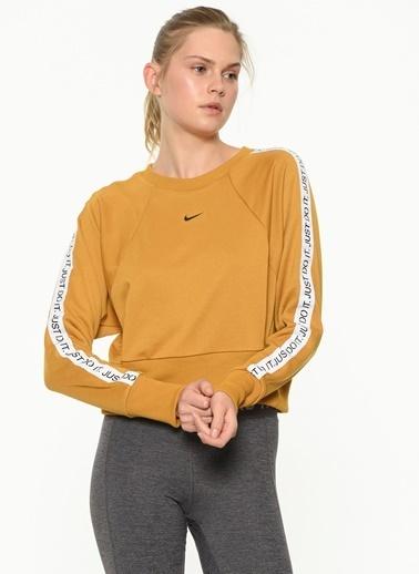 Nike Sweatshirt Altın
